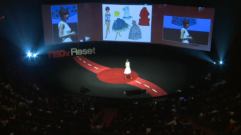 TEDx Reset Konuşması