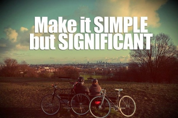 Make-it-simple-but-significant